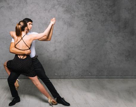 Dança e Teatro